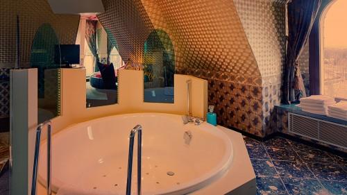 Efteling hotel met jacuzzi