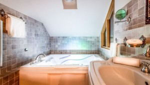 Hotel met bubbelbad op kamer - Hotel Resort Landgoed Westerlee