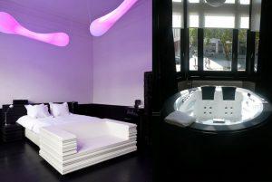 Hotel met jacuzzi Antwerpen