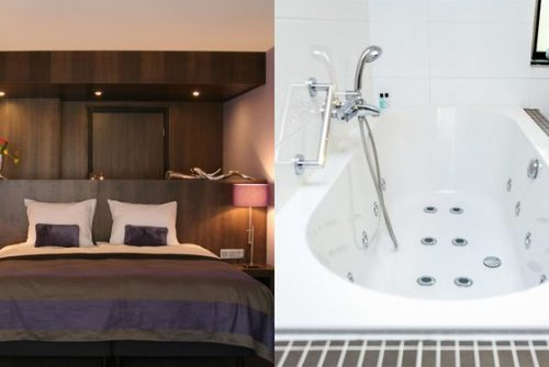 Hotelkamer Met Jacuzzi Jacuzzi Hotels In Nederland