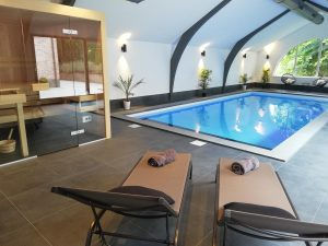 Hotel met privé zwembad Gent