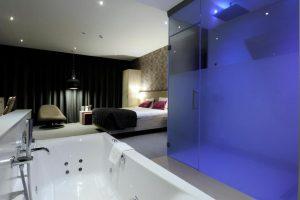 Van der Valk Hotel met jacuzzi op kamer Brussel