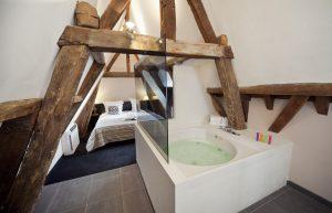 Hotel suite met jacuzzi in Venlo
