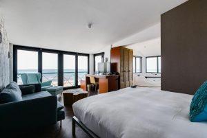 hotel met jacuzzi Zandvoort