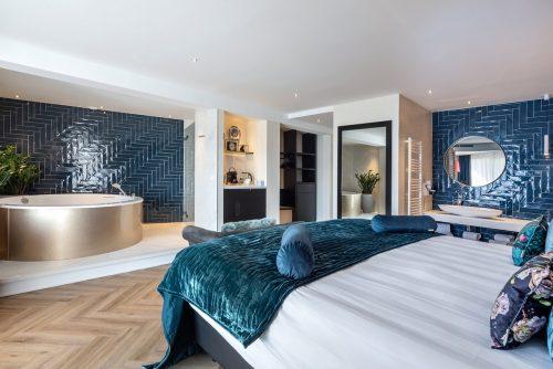 Hotel met jacuzzi op kamer Leiden