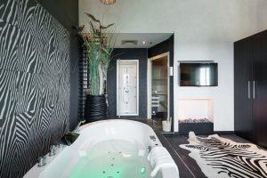 Hotel met privé jacuzzi en sauna in Nederland
