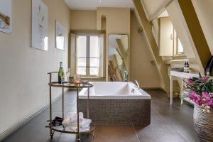 Hotel met jacuzzi Bloemendaal aan Zee