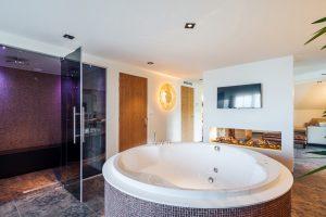 Overnachting met jacuzzi en sauna nabij Castricum aan Zee