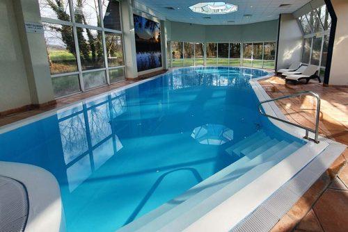 Fletcher hotel Dinkeloord met binnenzwembad
