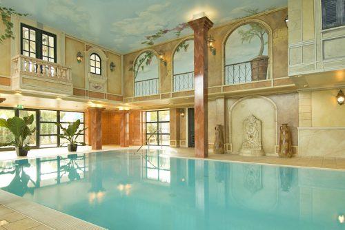 Fletcher hotel met binnenzwembad De Hunzebergen Exloo