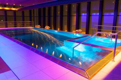 Fletcher Hotel met zwembad in Leiden