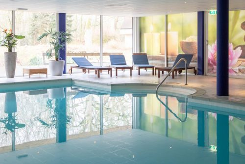 Fletcher hotel met zwembad in Wolfheze