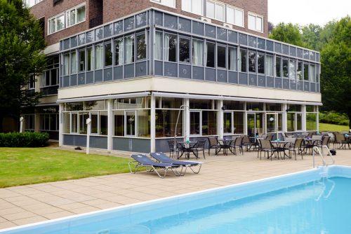 Fletcher Hotel Wolfheze met zwembad