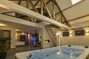 Hotel met privé zwembad vlakbij 's-Hertogenbosch