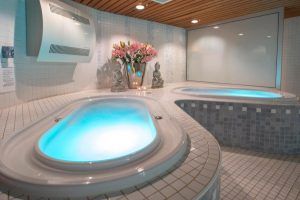 Fletcher Wellness hotel met spa en sauna
