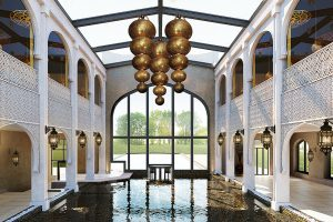 Wellness hotel Thermen Berendonck met overnachting